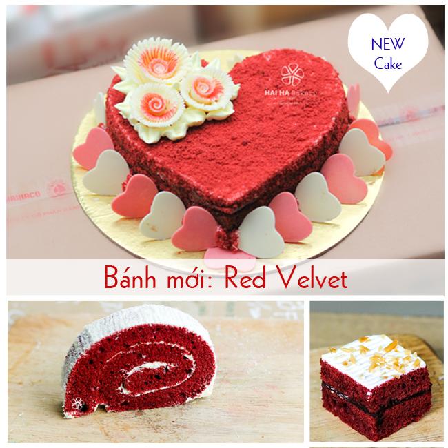 Red Velvet - Cảm hứng sắc đỏ quyến rũ