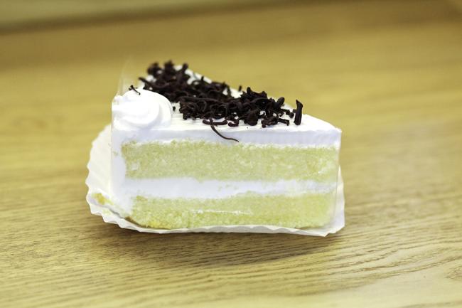 Bánh kem tươi tam giác