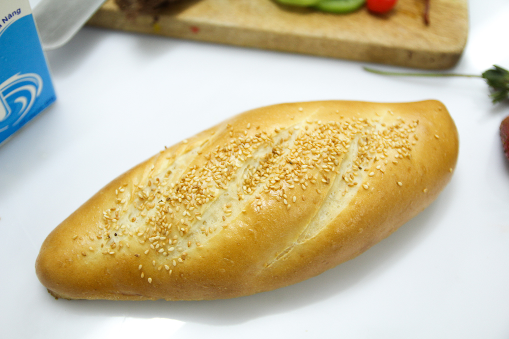 Bánh mỳ mè