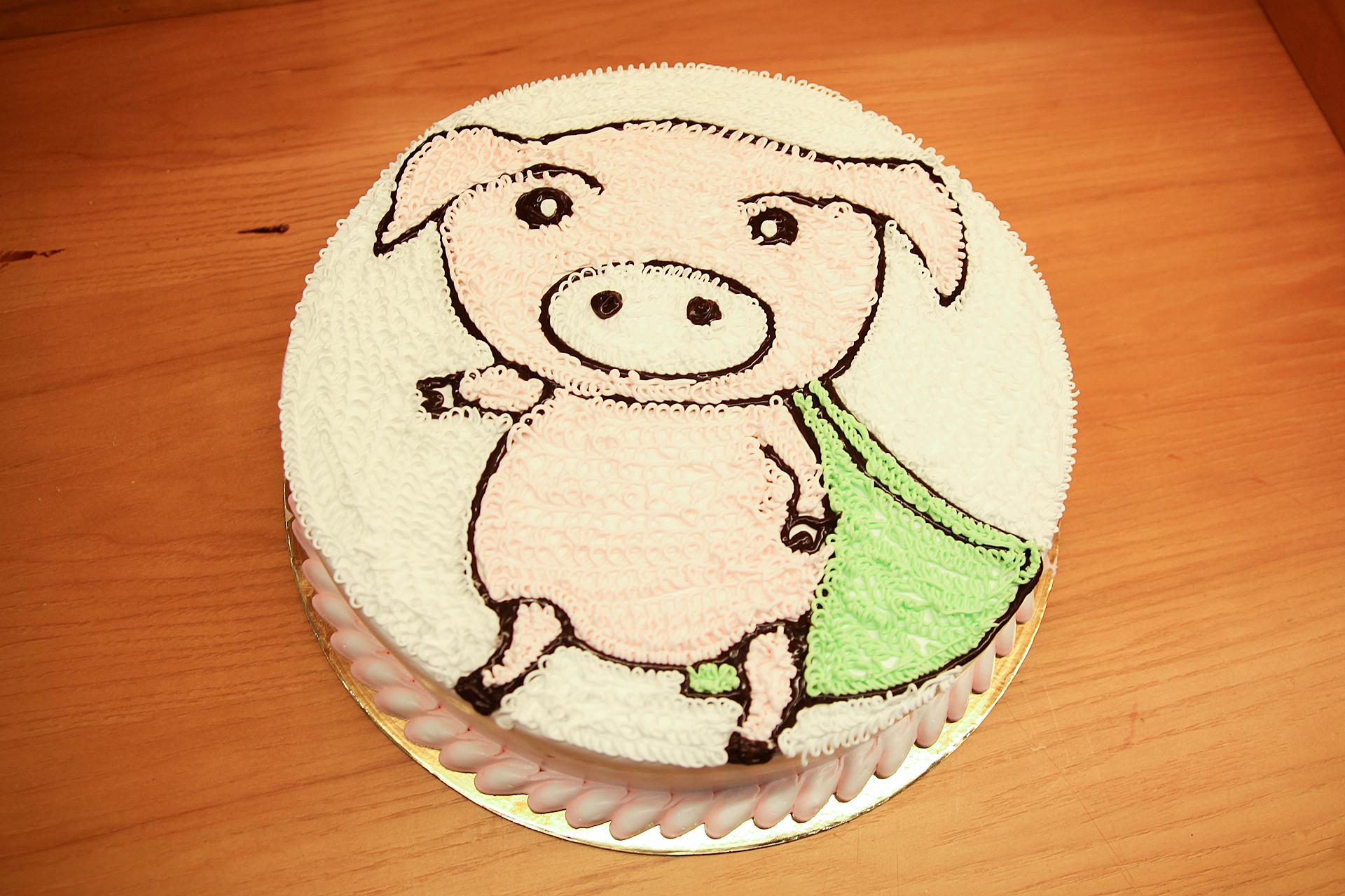 Lợn siêu nhân (Super pig)