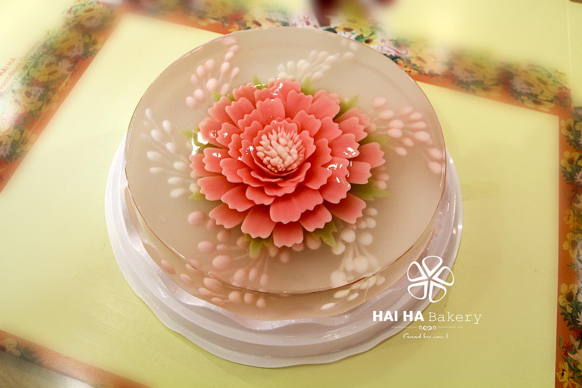 Bánh thạch Hồng Hoa