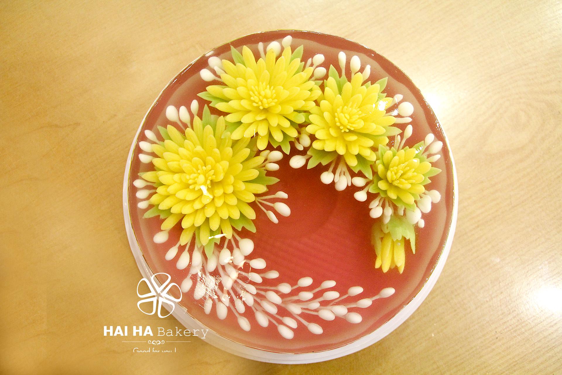 Bánh thạch Hoàng Hoa