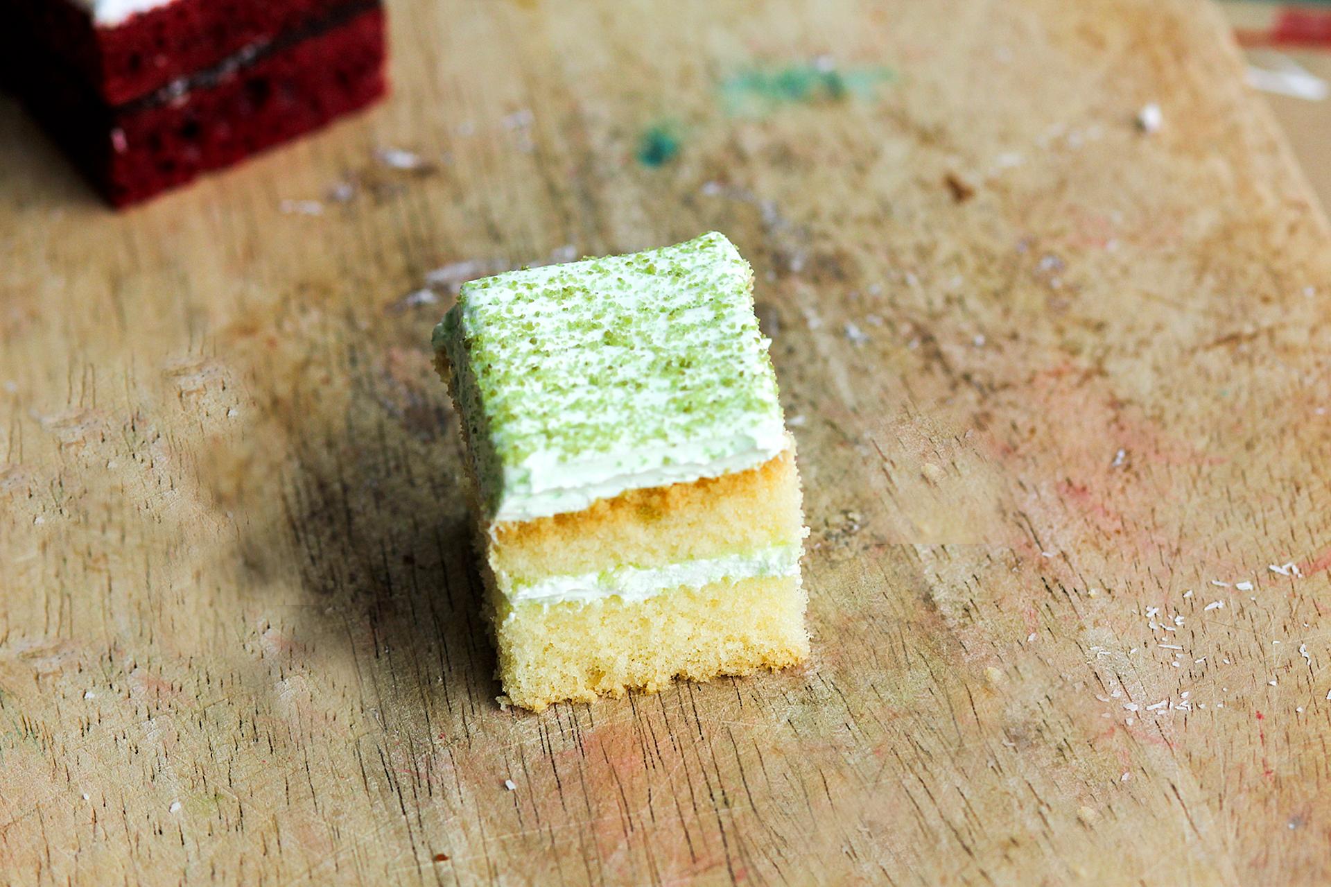 Cake Trà xanh